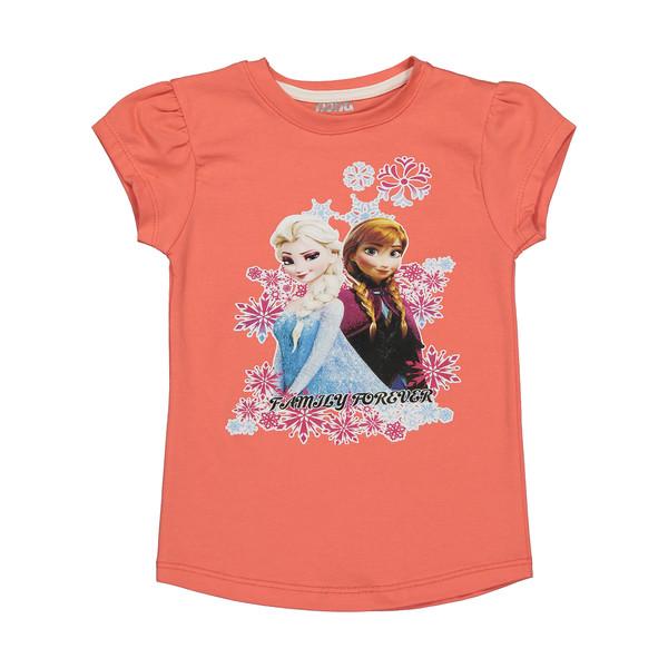 تی شرت دخترانه نونا مدل 2211126-22