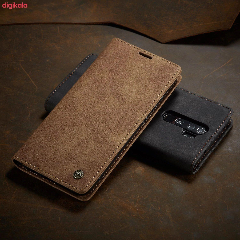 کیف کلاسوری کیس می مدل Vintage-013 مناسب برای گوشی موبایل شیائومی Redmi Note 8 Pro main 1 7