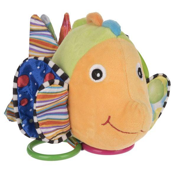 آویز بیبی کن مدل Fish