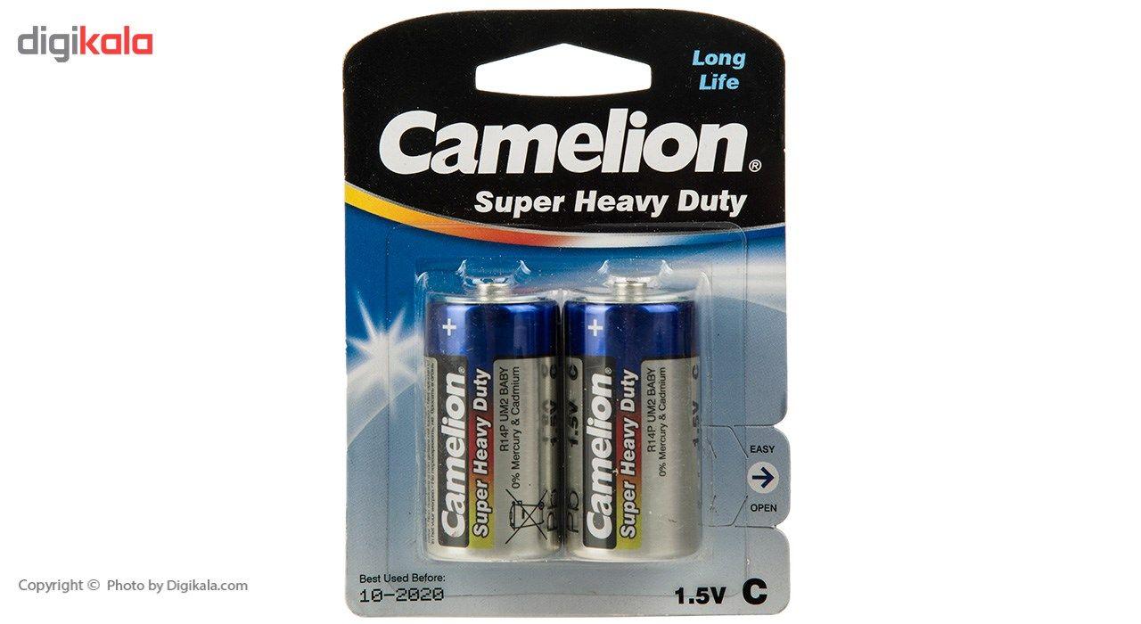 باتری C کملیون مدل Super Heavy Duty بسته 2 عددی main 1 1