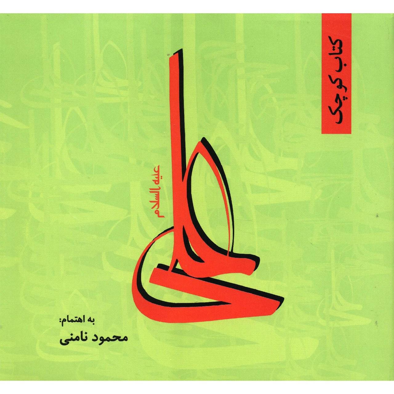 کتاب کوچک علی (ع) اثر محمود نامنی