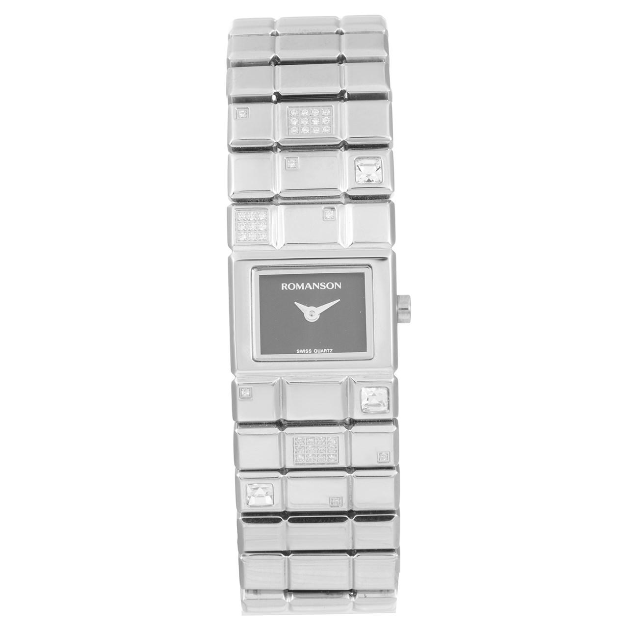 ساعت مچی عقربه ای زنانه رومانسون مدل RM0324QL1WA32W