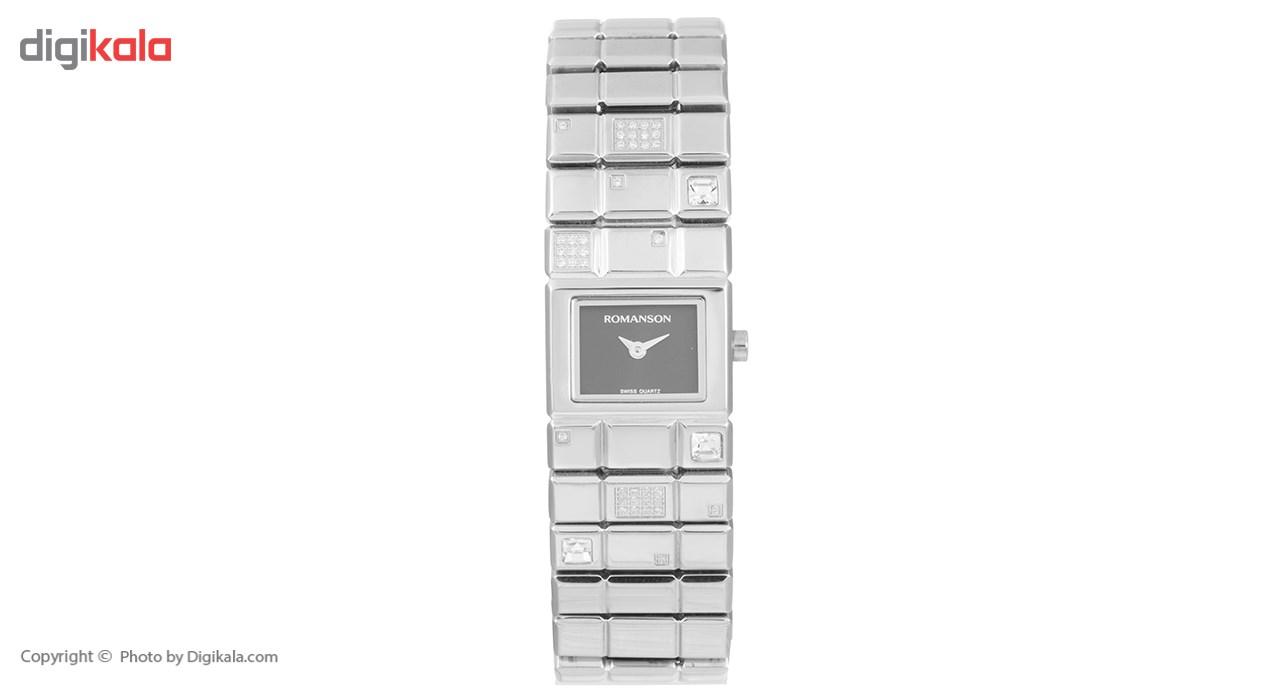 ساعت مچی عقربه ای زنانه رومانسون مدل RM0324QL1WA32W -  - 2