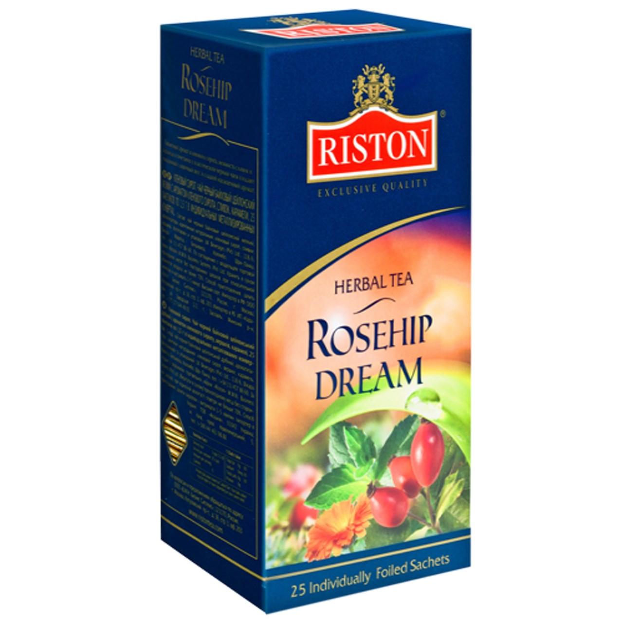بسته دمنوش ریستون مدل Rosehip Dream