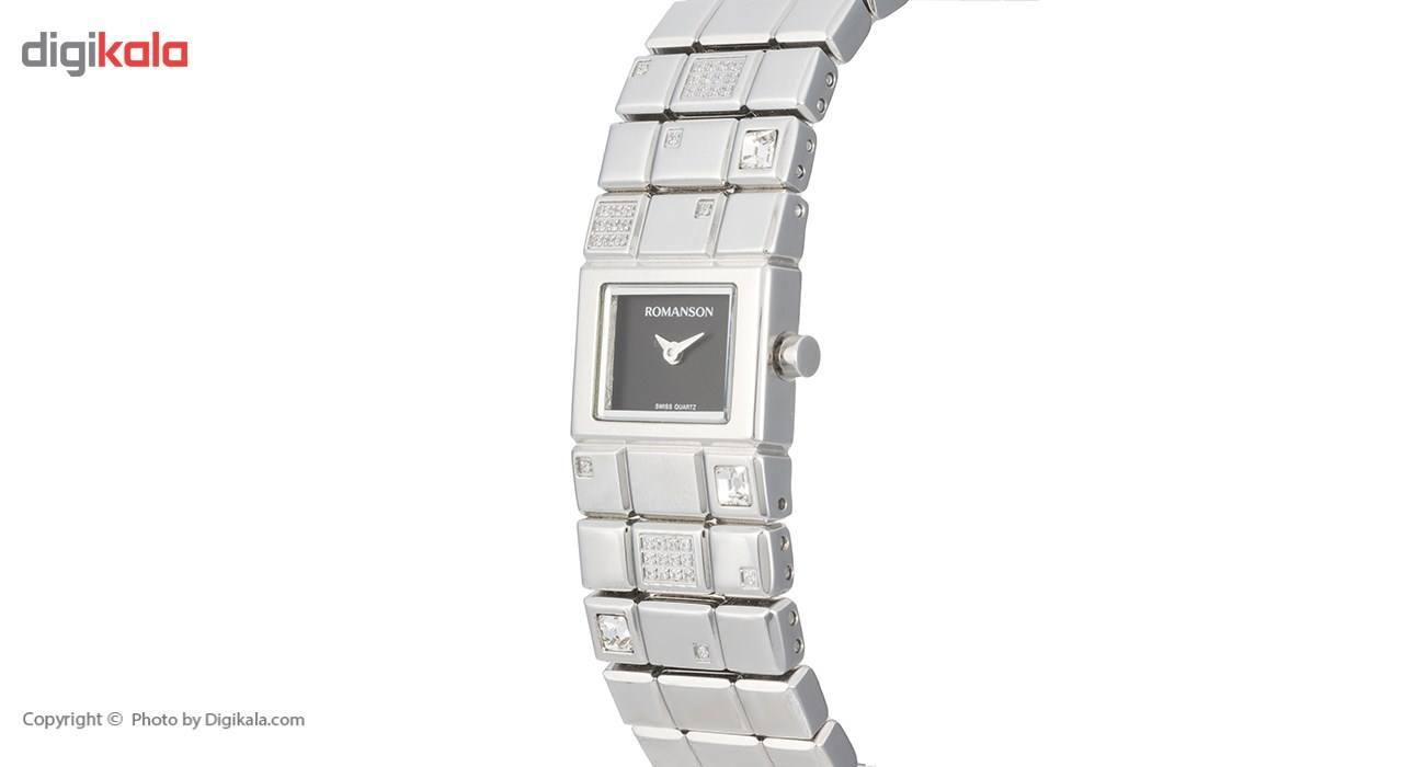 ساعت مچی عقربه ای زنانه رومانسون مدل RM0324QL1WA32W -  - 4
