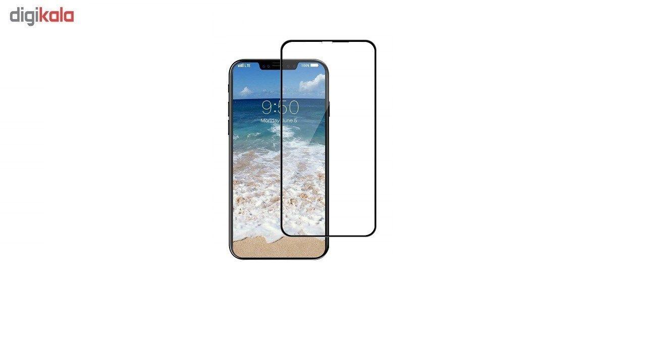محافظ صفحه نمایش شیشه ای توتو مدل RHINO FAMILY مناسب برای گوشی اپل آیفون X main 1 1