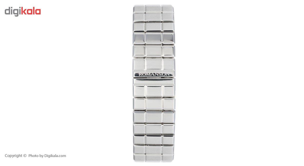 ساعت مچی عقربه ای زنانه رومانسون مدل RM0324QL1WA32W -  - 3