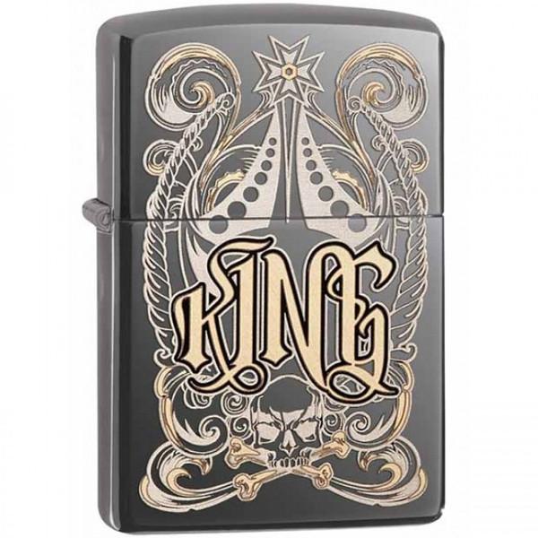 فندک زیپو مدل King کد 28798