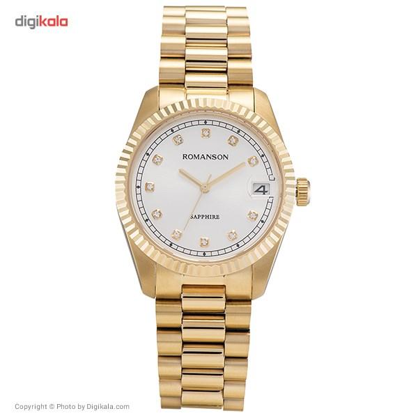 خرید ساعت مچی عقربه ای مردانه رومانسون مدل TM6A28MMGGASC2