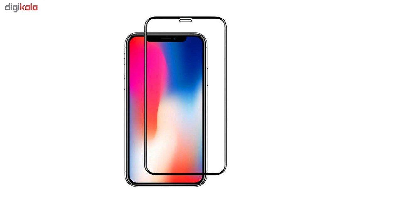 محافظ صفحه نمایش شیشه ای توتو مدل RHINO FAMILY مناسب برای گوشی اپل آیفون X main 1 8