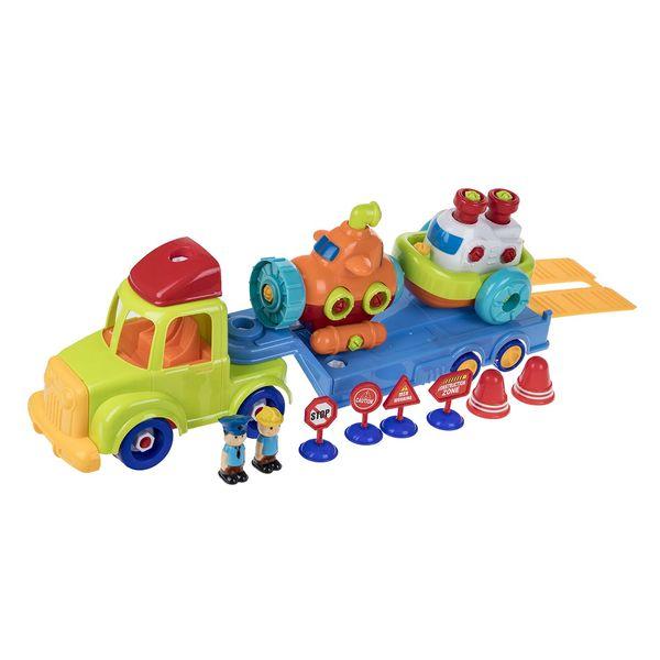 ماشین بازی مدل Kid Smart KM-249