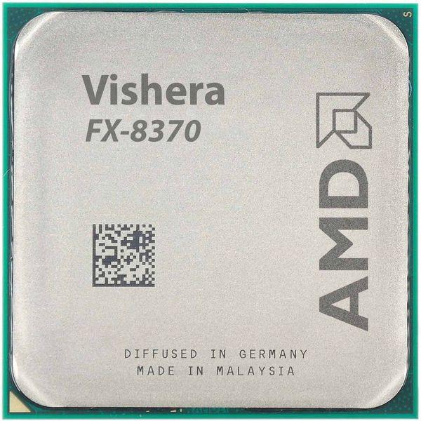 پردازنده مرکزی ای ام دی مدل Vishera FX-8370 with AMD Wraith Cooler