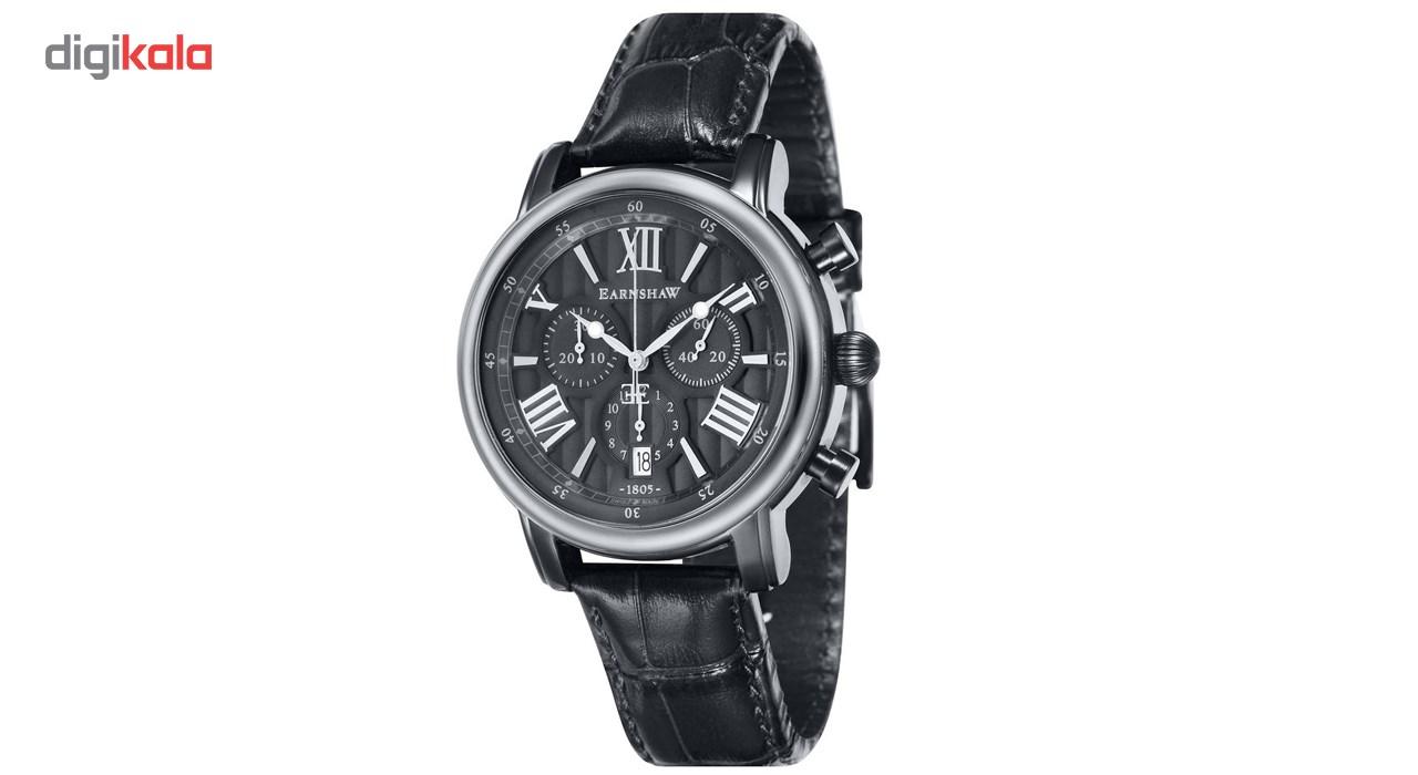 عکس ساعت مچی عقربه ای مردانه ارنشا مدل ES-0016-07