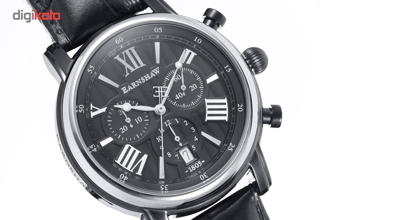 ساعت مچی عقربه ای مردانه ارنشا مدل ES-0016-07