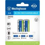 باتری قابل شارژ قلمی وستینگ هاوس مدل Ni-MH Rechargeable بستهی 2 عددی thumb
