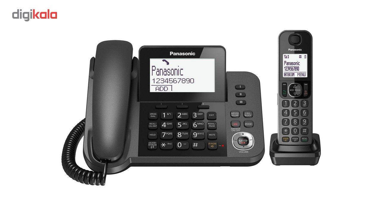 تلفن بیسیم پاناسونیک مدل KX-TGF320 main 1 1