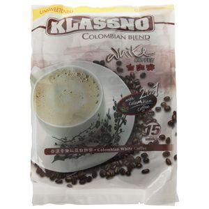قهوه سفید کلاسنو مدل Colombian Blend 2in1