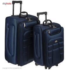 مجموعه دو عددی چمدان پولو