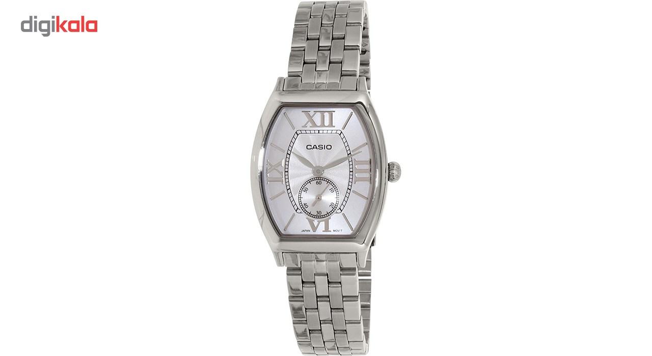 ساعت مچی عقربهای زنانه کاسیو مدل LTP-E114D-7ADF