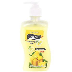 مایع دستشویی بوژنه مدل Lemon وزن 500 گرم
