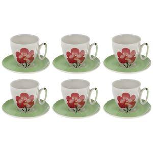 سرویس چای خوری  12 پارچه دوریکا مدل 2810207