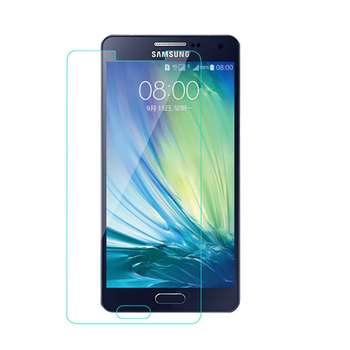 محافظ صفحه نمایش شیشه ای مدل Tempered مناسب برای گوشی موبایل سامسونگ Galaxy A5