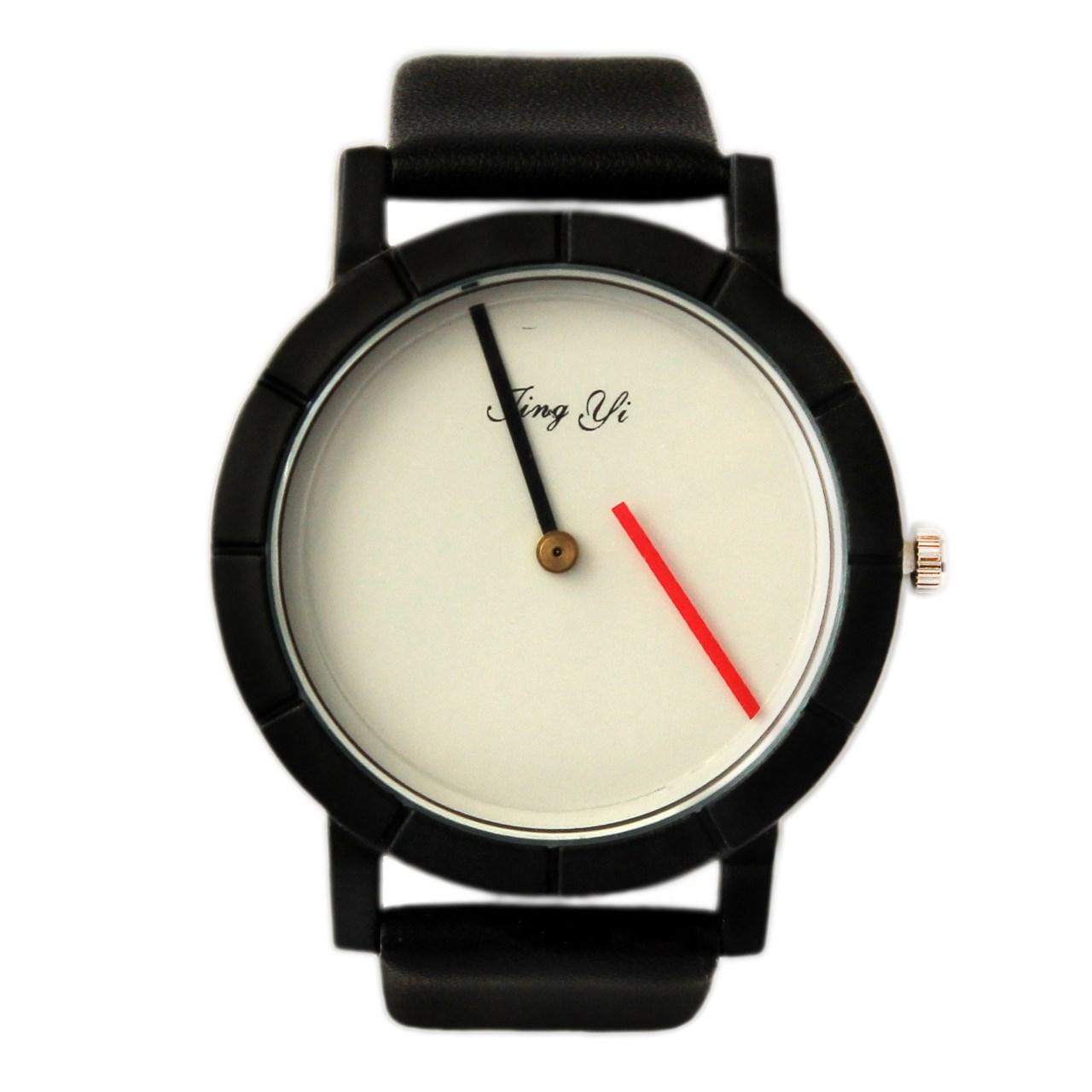 خرید ساعت مچی عقربه ای مردانه مدل Jing Yi