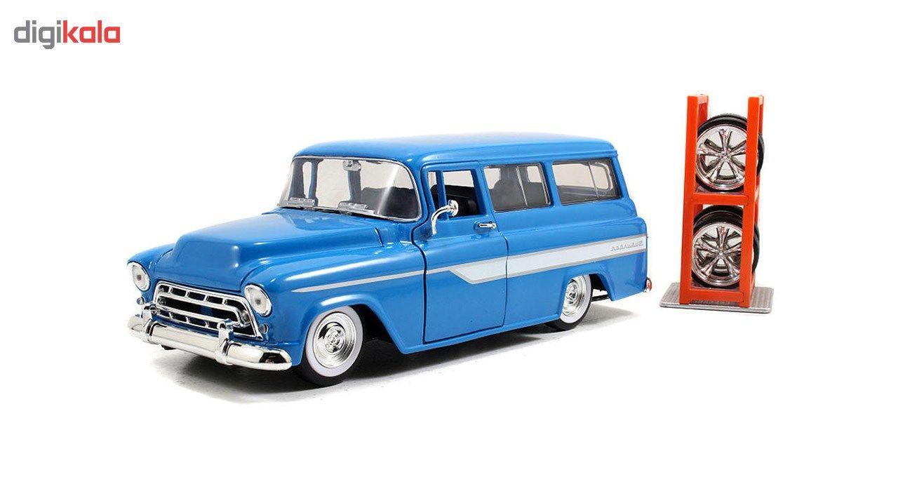 ماشین بازی جادا مدل 1957 Chevy Suburban