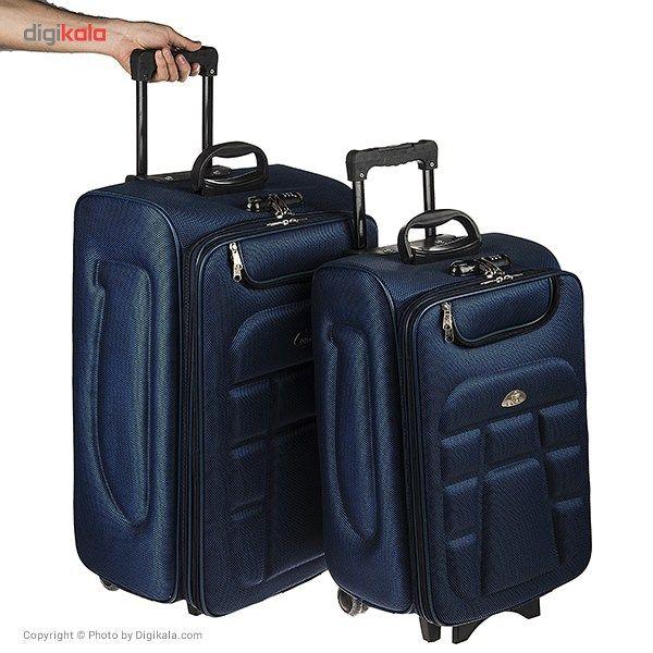 مجموعه دو عددی چمدان پولو کد 1001 main 1 1