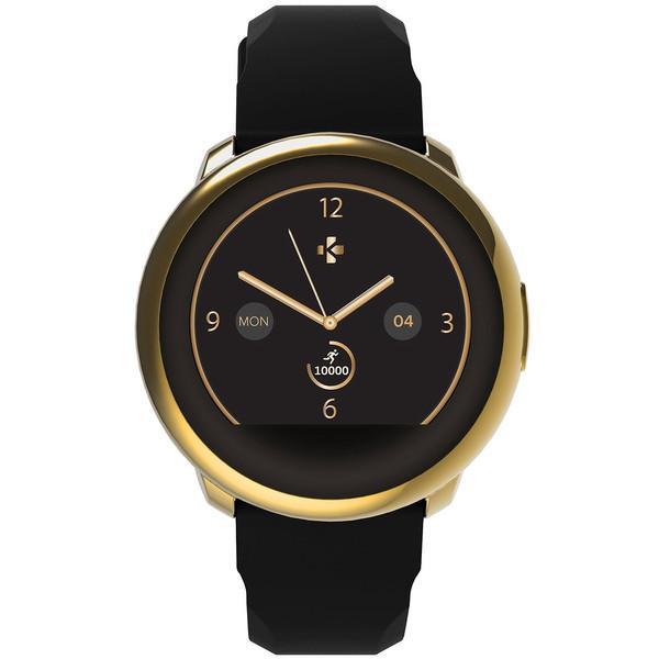 ساعت هوشمند مای کرونوز مدل Zeround Gold-Black
