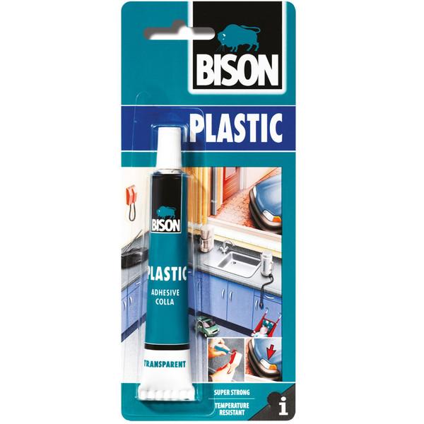 چسب پلاستیک بایسن