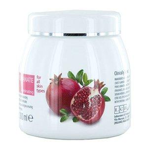 کرم صورت آبرسان و شفاف کننده کلیون مدل  Pomegranate Juice Face Cream حجم 300میلی لیتر