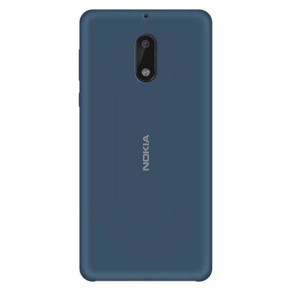 کاور سیلیکونی مناسب برای گوشی موبایل نوکیا 6