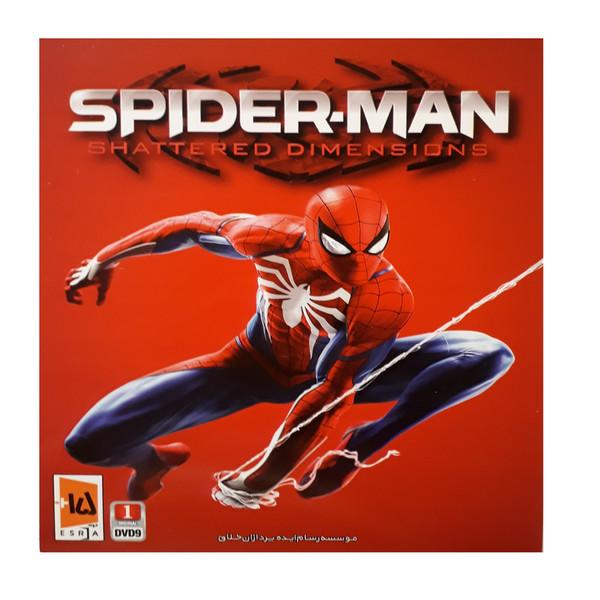 بازی spiderman shattered dimensions مخصوص xbox 360