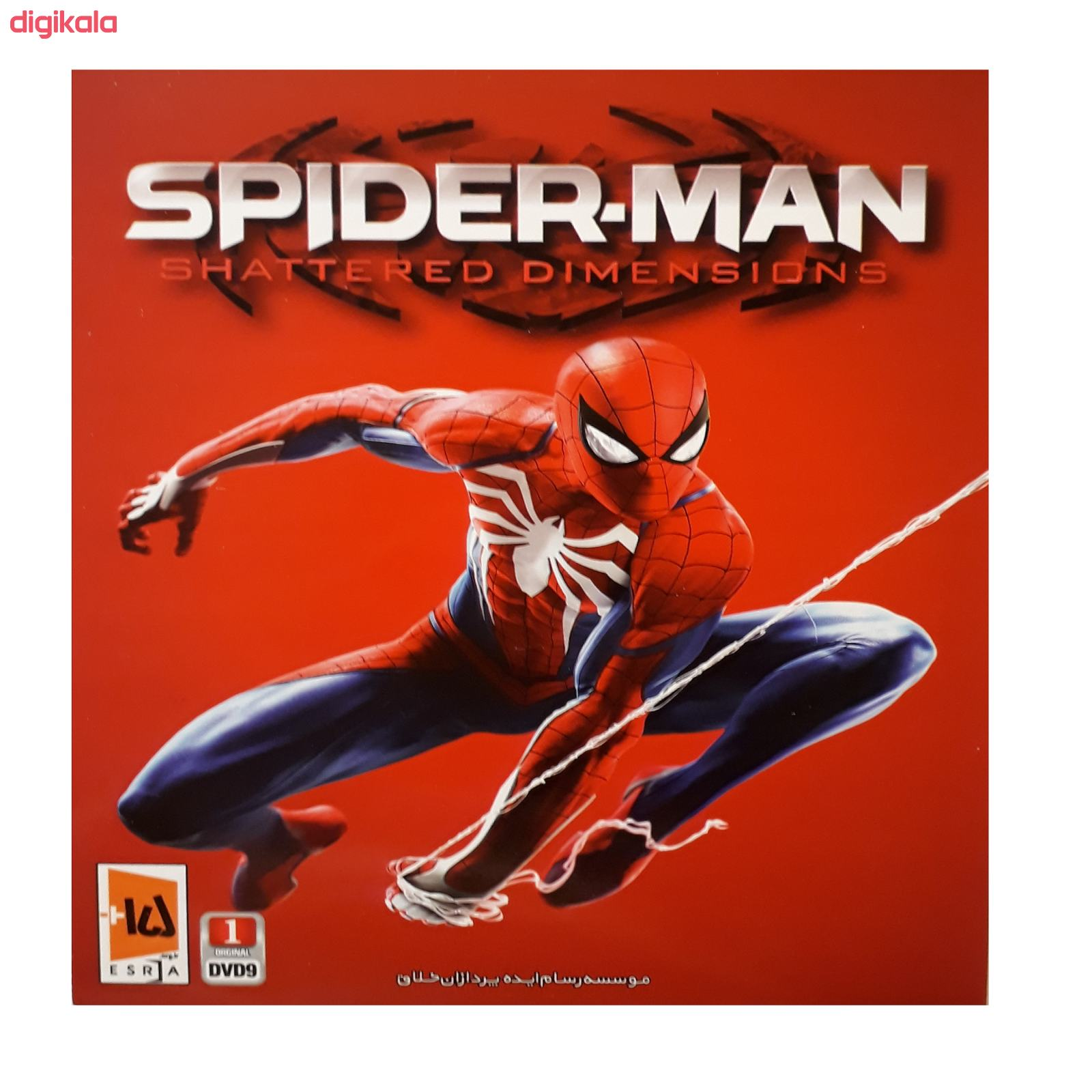 بازی spiderman shattered dimensions مخصوص xbox 360 main 2 1