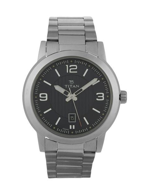 ساعت مچی عقربه ای مردانه تیتان مدل T1730SM03