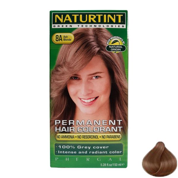 کیت رنگ مو ناتورتینت  شماره8A