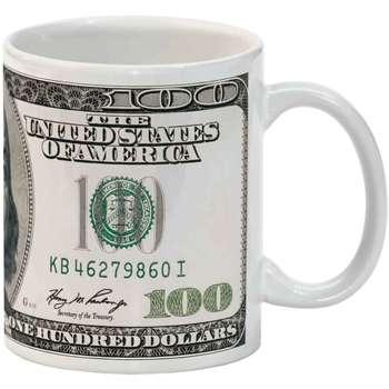 ماگ انارچاپ طرح دلار  مدل MU034