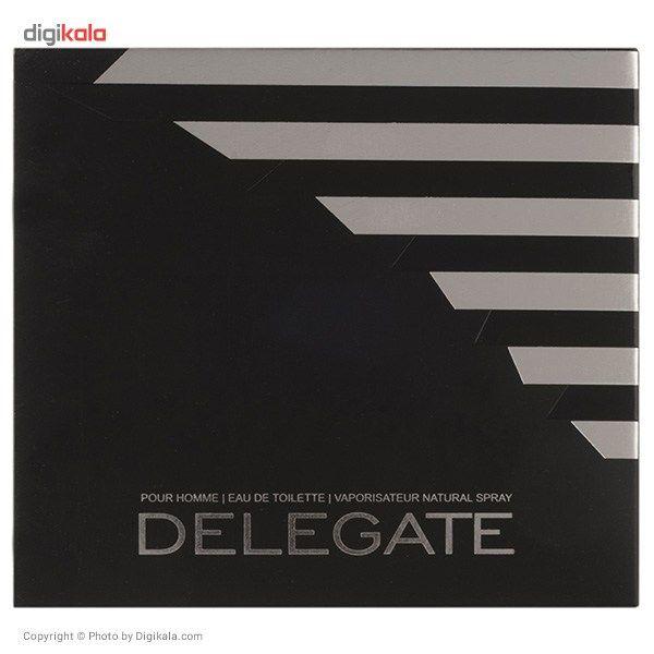 ادو تویلت مردانه امپر مدل Delegate حجم 100 میلی لیتر main 1 4