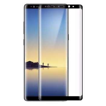 محافظ صفحه نمایش مدل Full Cover مناسب برای گوشی موبایل سامسونگ Galaxy Note 8