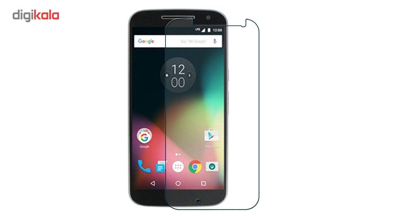 محافظ صفحه نمایش شیشه ای مدل Tempered مناسب برای گوشی موبایل موتورولا Moto G4 Play main 1 1