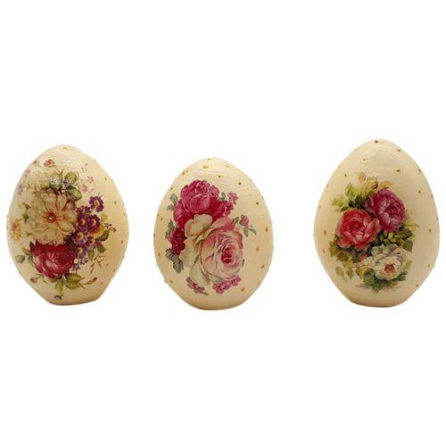 تخم مرغ تزیینی هفت سین قشنگه کد Ght-003