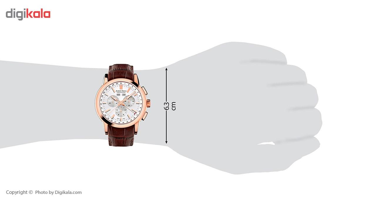 ساعت مچی عقربه ای مردانه آلبرت ریله مدل 704GQ07-SP33I-LN-K1