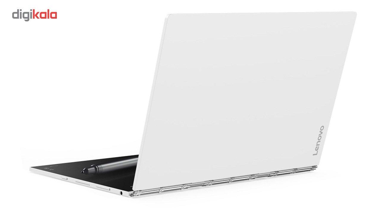 تبلت لنوو مدل Yoga Book With Windows WiFi ظرفیت 128 گیگابایت main 1 5