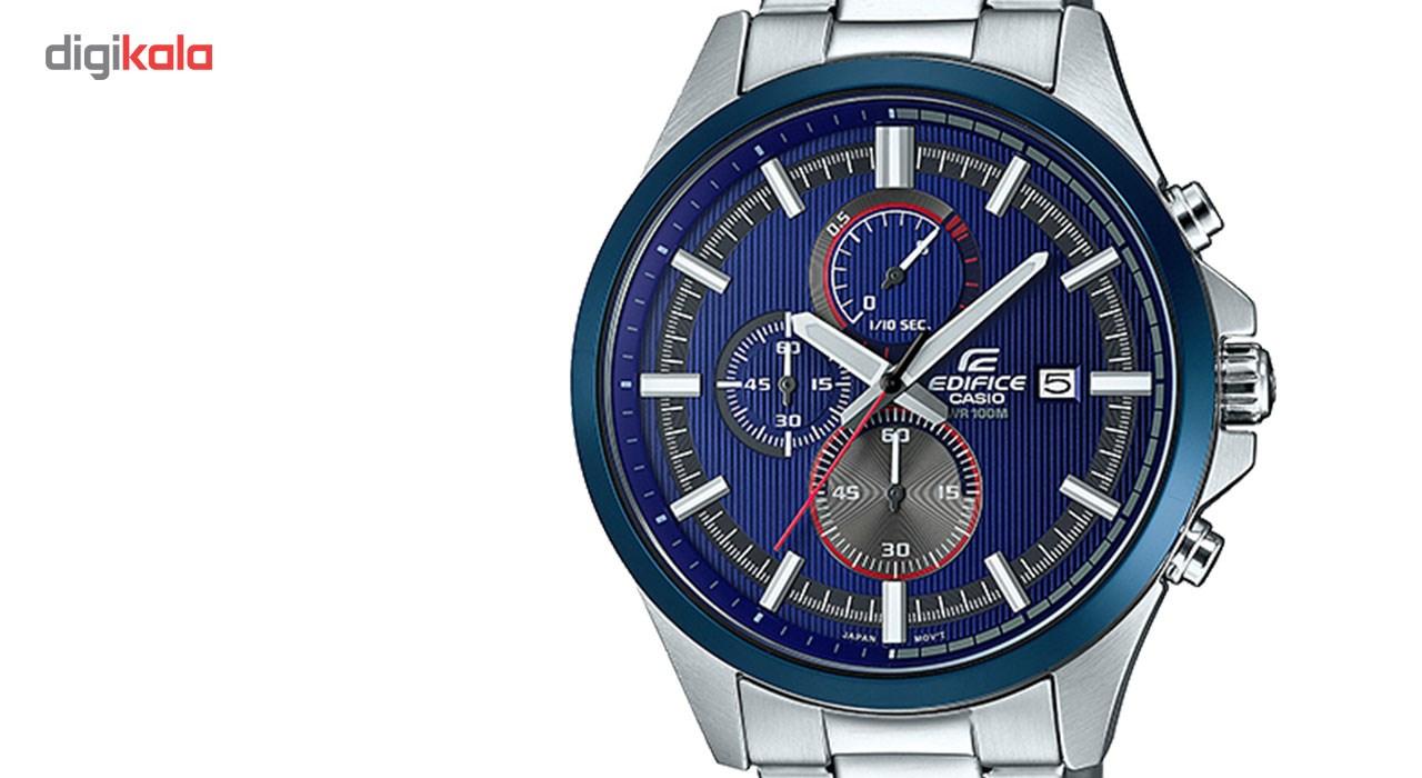 ساعت مچی عقربه ای مردانه کاسیو مدل EFV-520RR-2AVUDF              ارزان