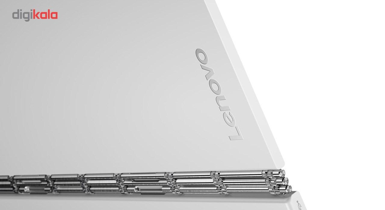 تبلت لنوو مدل Yoga Book With Windows WiFi ظرفیت 128 گیگابایت main 1 9