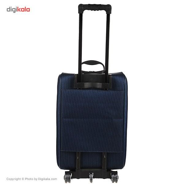 مجموعه دو عددی چمدان پولو کد 1001 main 1 3