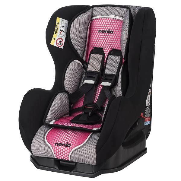 صندلی خودرو کودک نانیا مدل Pink Pop