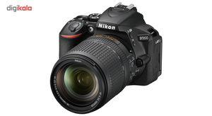 دوربین دیجیتال نیکون مدل D5600 به همراه لنز 18-140 میلی متر VR AF-S DX  Nikon D5600 Digital Camera