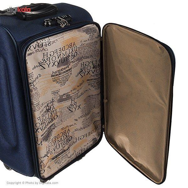 مجموعه دو عددی چمدان پولو کد 1001 main 1 7